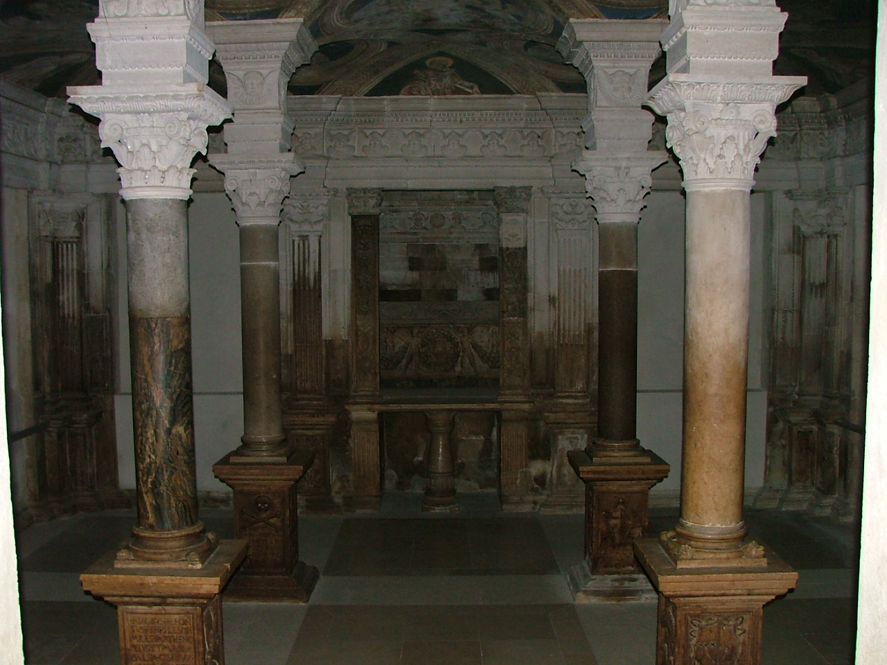 Cattedrale di Acerenza - Cripta