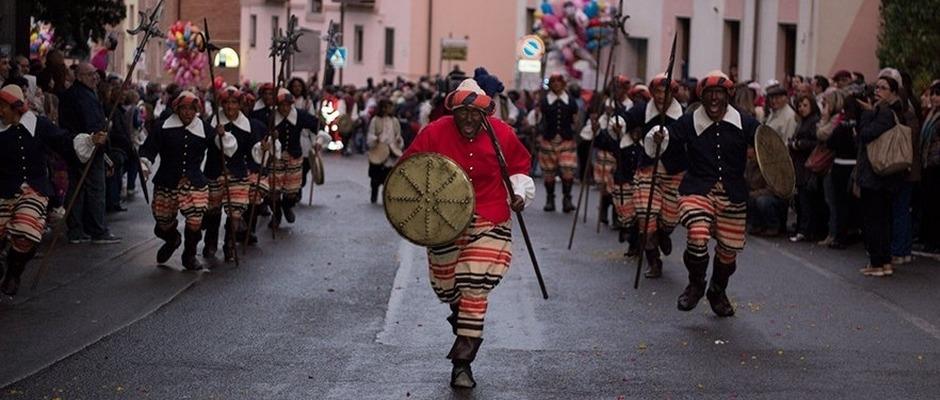 La parata dei Turchi