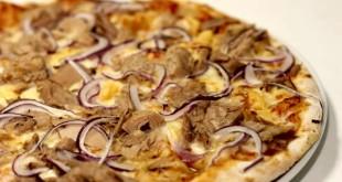 pizza con cipolle e tonno - saporilucani