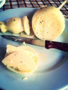 Una variante: La manteca al tartufo