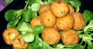 polpette di baccala e patate - saporilucani