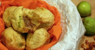 Fichi fritti - sapori lucani