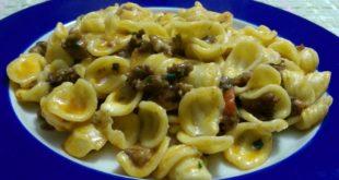 Orecchiette e salsiccia - saporilucani
