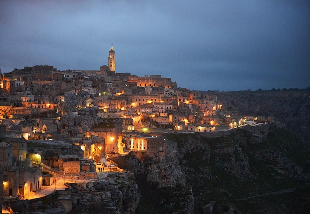 Matera - Città dei Sassi