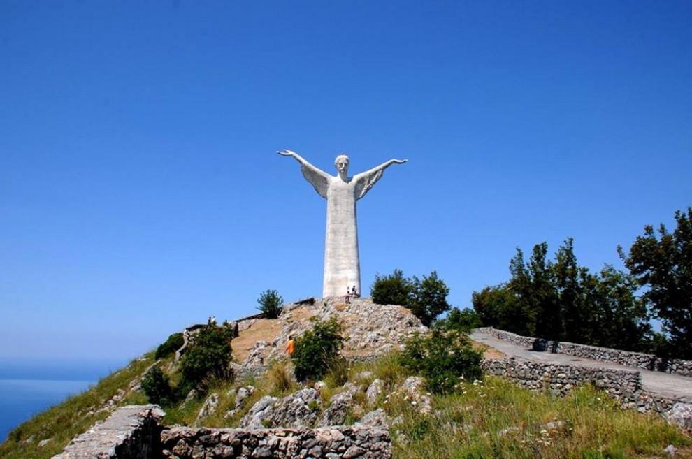 Statua Cristo Redentore - Maratea