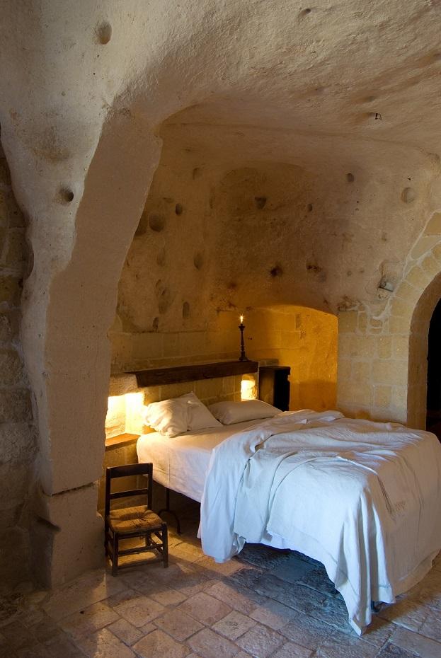 Dormire nei Sassi di Matera